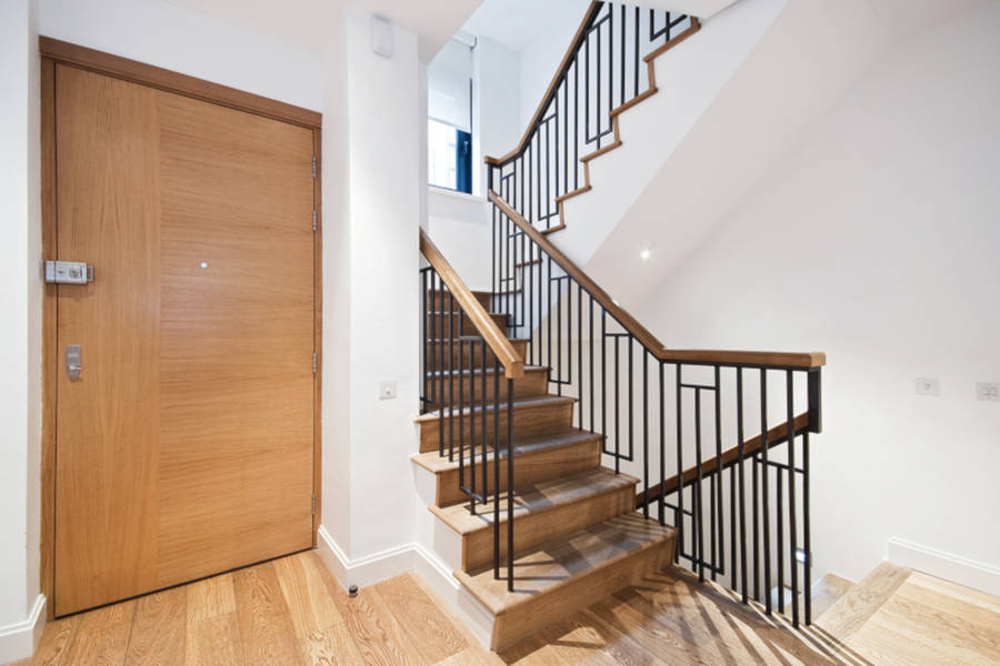 Disabled Adaptations - Stair Rails